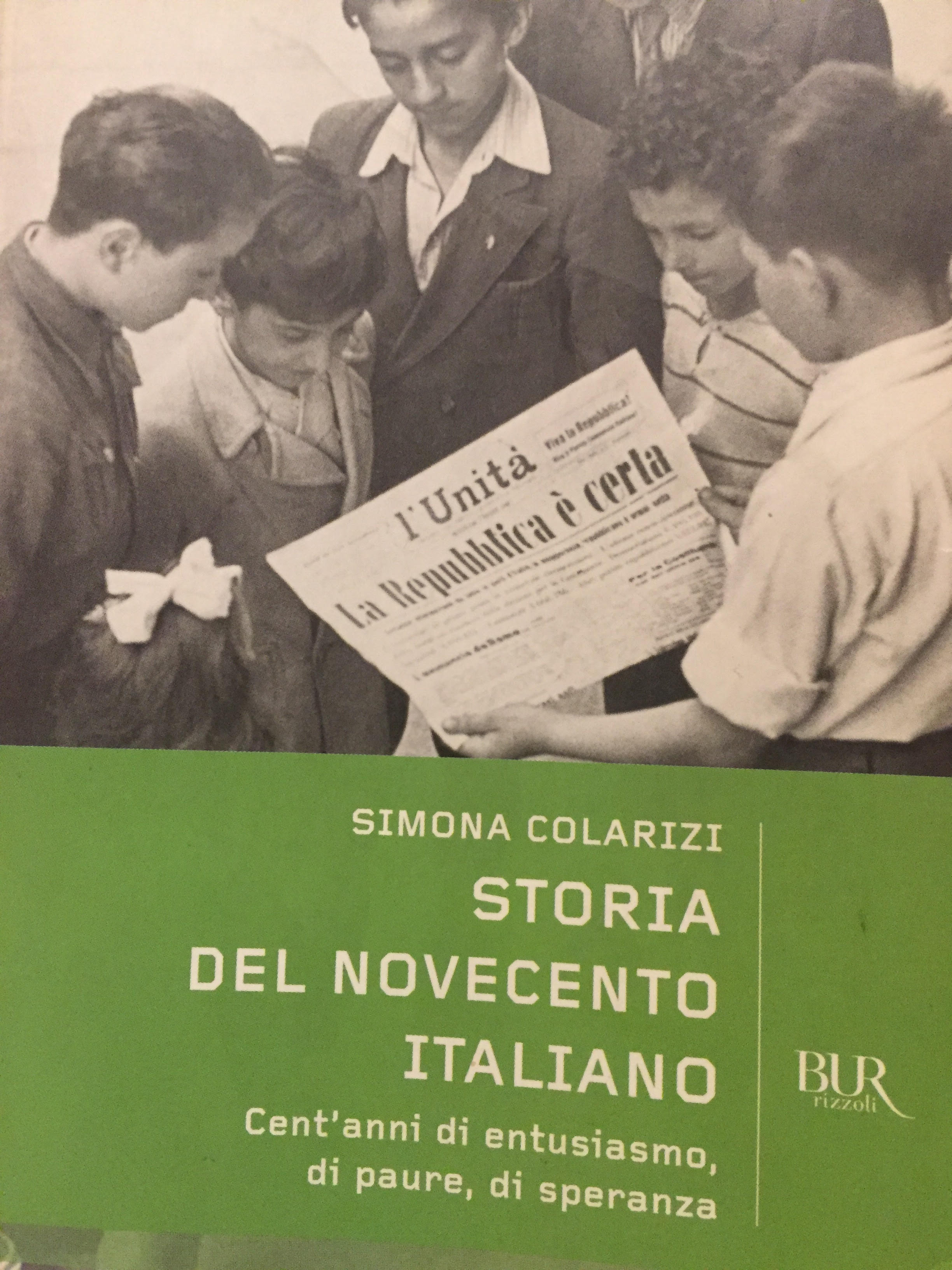 libro storia